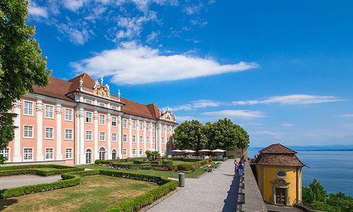 Neues Schloss Meersburg;  Foto: Staatliche Schlösser und Gärten Baden-Württemberg, Helmuth Scham