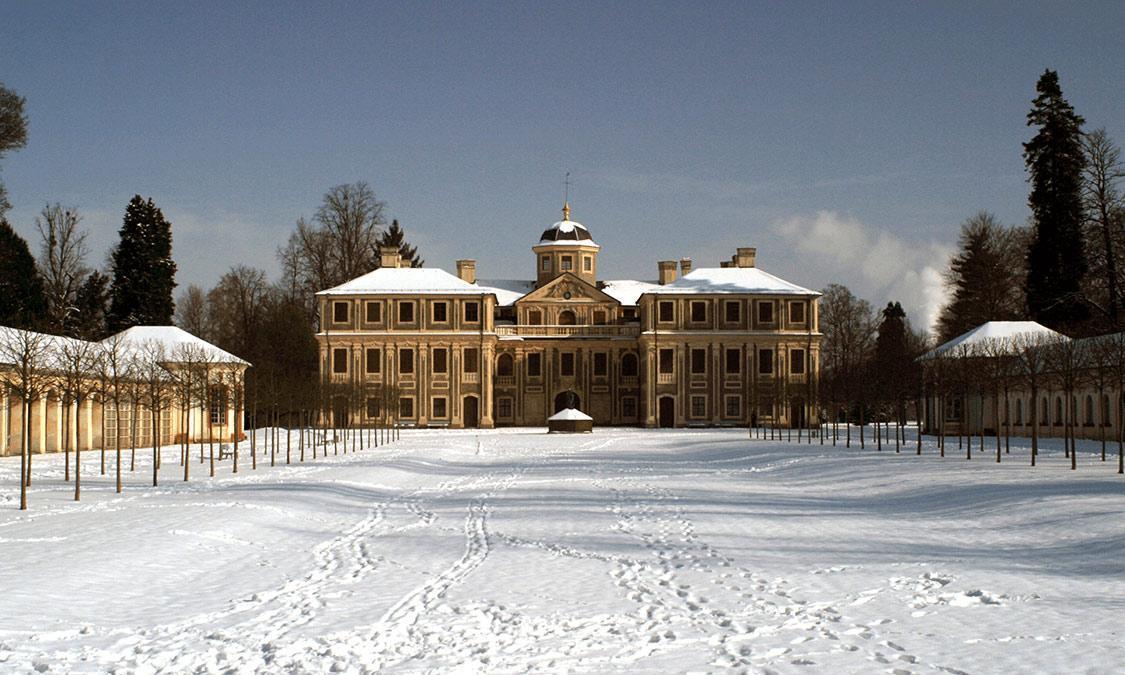 Schloss Favorite Rastatt; Foto: Staatliche Schlösser und Gärten Baden-Württemberg, Ortsverwaltung Rastatt