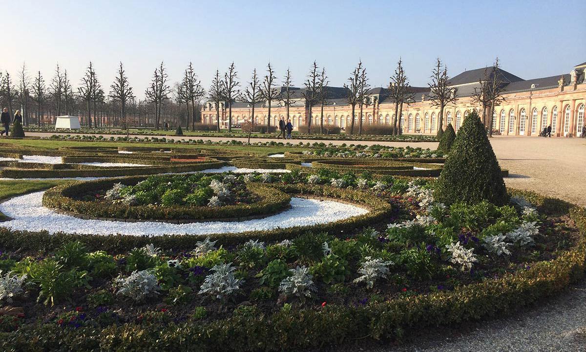 Schloss und Schlossgarten Schwetzingen; Foto: Staatsanzeiger für Baden-Württemberg GmbH & Co KG, Petra Schaffrodt