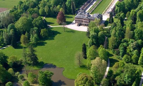 Schloss Favorite Rastatt; Foto: Staatliche Schlösser und Gärten Baden-Württemberg, Achim Mende