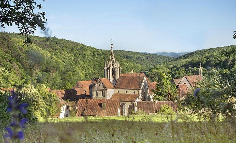 Kloster Bebenhausen; Foto: Staatliche Schlösser und Gärten Baden-Württemberg, Günther Bayerl