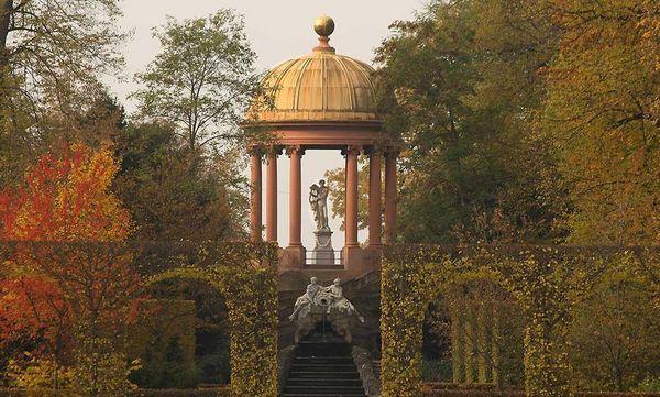 Schlossgarten Schwetzingen, Apollotempel