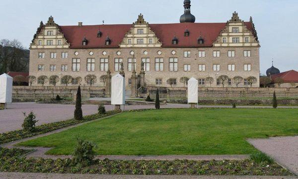 Schlossgarten Weikersheim